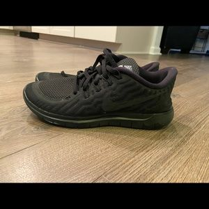 Nike Free 5.0 Running Shoes size 9